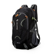 Unisex 40L waterproof men backpack travel pack sports bag pack Outdoor Mountaineering Hiking Climbing Camping backpack for male