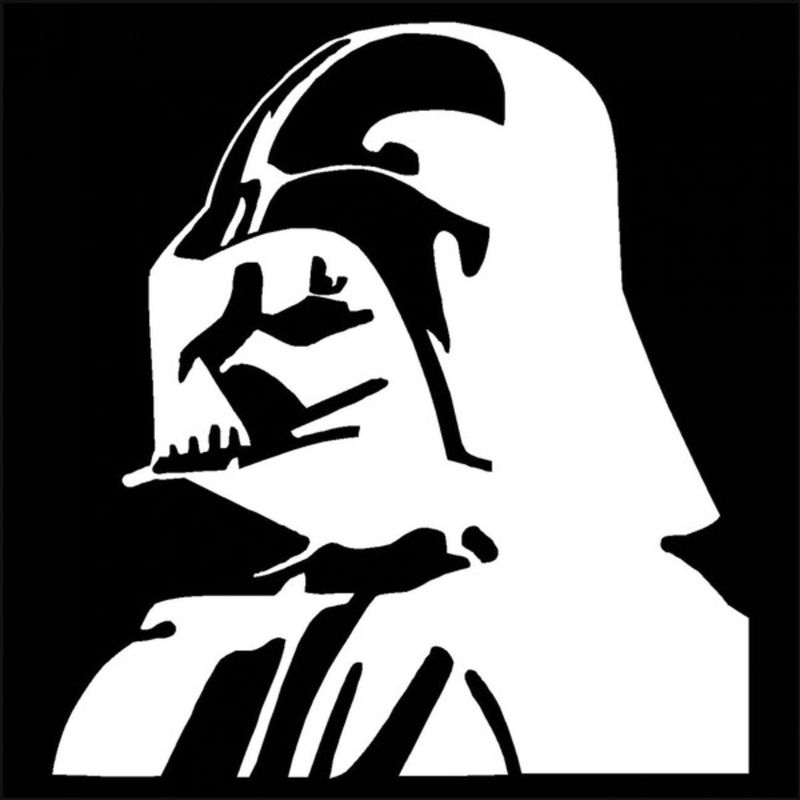 Darth vader vinyl decal sticker car truck window star wars in car stickers from automobiles motorcycles on aliexpress com alibaba group