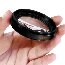 HD 52MM 0.45x Wide Angle Lens with Macro Lens for Canon Nikon Sony Pentax