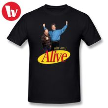 Death Grips T Shirt Seinfeld Im Seriously Depressed Send Tee Shirt Graphic Summer Men Cotton T Shirts Oversized Print T-Shirt