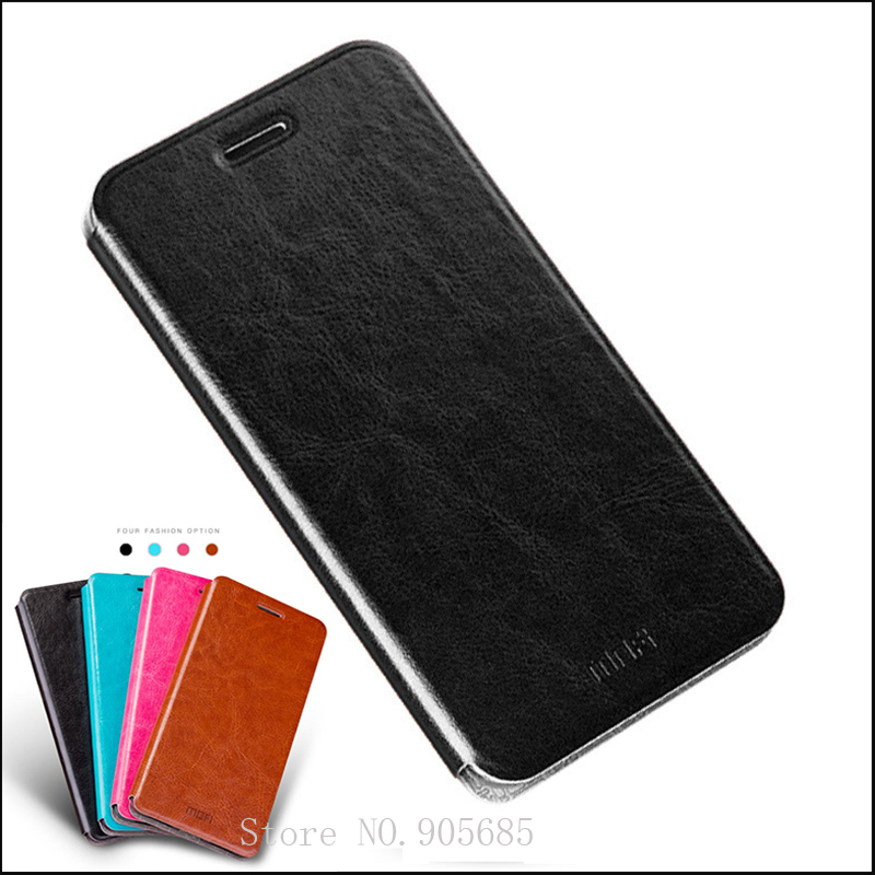Mofi for xiaomi redmi note 4 phone cases flip leather stand case pu leather cover for xiaomi - Xiaomi redmi note 4 case ...