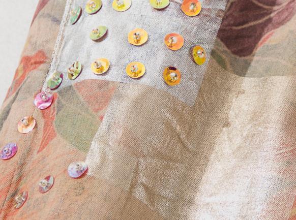 Cruz De Mujer Y La Pantalones Elástico Tobillo Denim Vaqueros Lentejuelas Verano Color Del Moda Longitud Las Primavera Pintado Cordón Mujeres qURwEEa