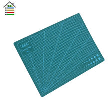 A4 PVC Cutting Mat Fabric Paper Craft Pad Self Healing Builders Double-Sided Plate DIY Handmade Leather Patchwork Sewing Tools