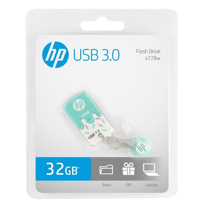 2017 Clé USB 32 Go 3.0 Clé USB Pendrive HP X778w de Bande Dessinée - Stockage externe - Photo 5