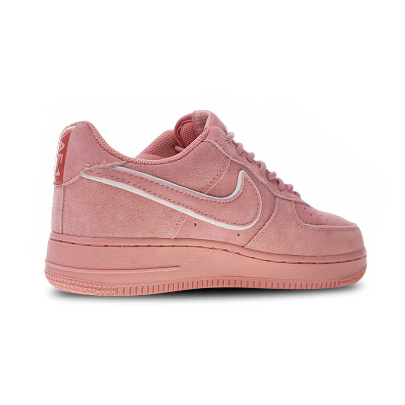 New Nike Air Force 1 07 lv8 Suede aa1117 601 Pink