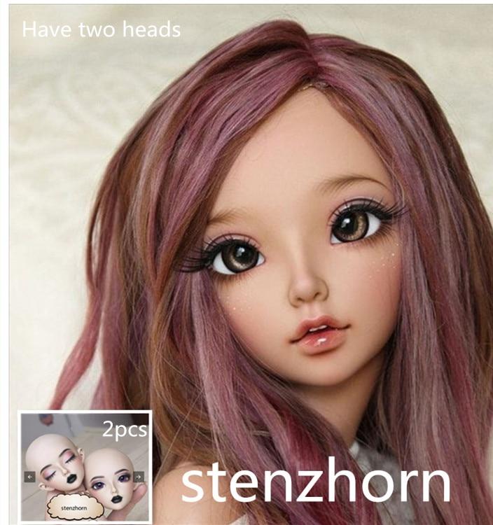 BJD 1/4doll- Celine Joint Doll Free Eyes