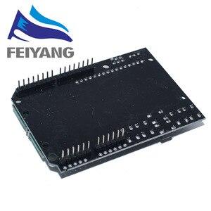 Image 2 - 10Pcs 1602 Lcd Display Modulle Keypad Shield Duemilanove 16*2 LCD1602