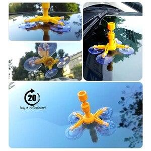 Image 5 - أداة إصلاح الزجاج الأمامي للسيارة ، إصلاح سريع للزجاج الأمامي ، افعلها بنفسك ، مجموعة إزالة الانبعاجات