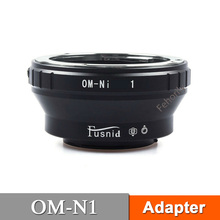 OM-N1 Adapter for OM Lens to  N1 V1 J1 J2 J3 Mirrorless Camera