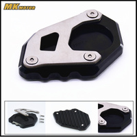 BYSPRINT Kickstand Foot Side Stand Extension Pad Support Plate For KTM 1050 1090 1190 1290 Adventure