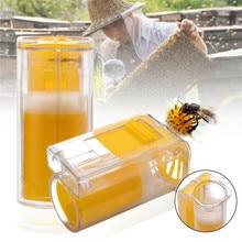Пластиковая королевская пчелиная бутылка с одной рукой, ловушка для пчел, клипса, инструмент для пчеловода, оборудование для пчеловодства, чашка, креативный, практичный, маленький размер C527
