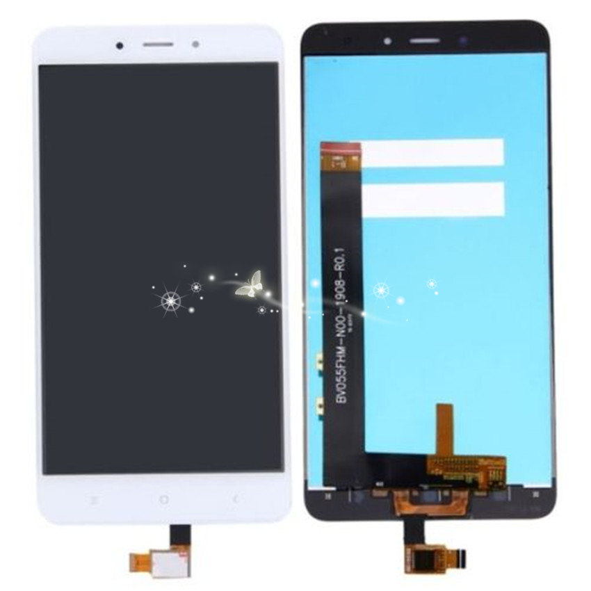 A Replacement LCD Display Screen Digitizer assembly For Xiaomi Redmi Note 4 Free shipping