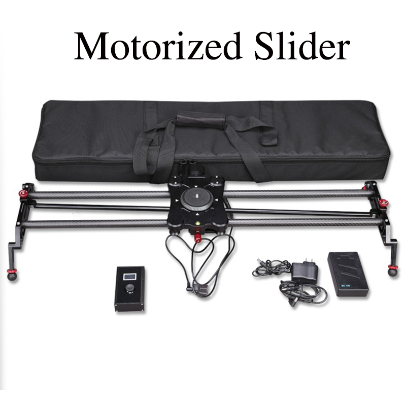 Fasatto carbon fiber professional 80cm motorized slider Motorized video slider