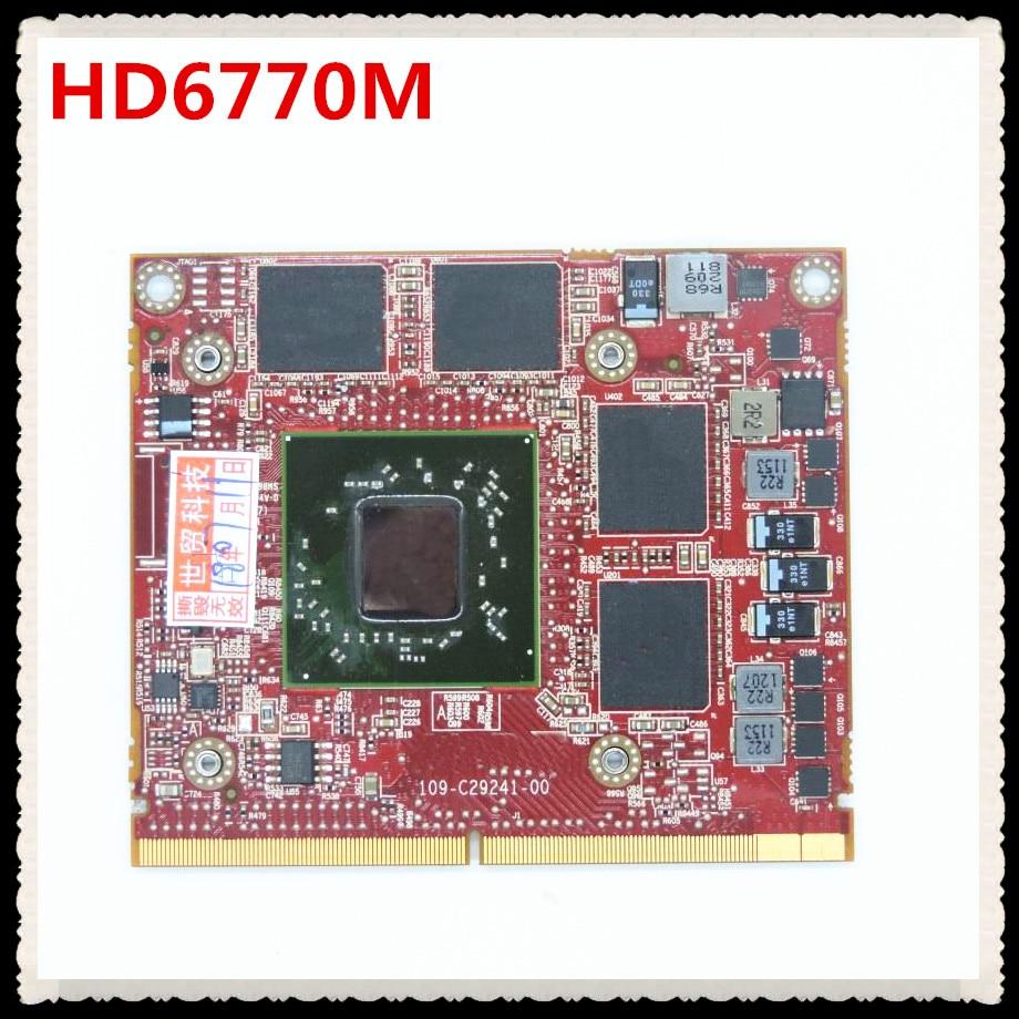 new P4R8T HD6770M HD 6770M M5950 DDR5 1GB MXM A VGA Video Card for Aspire 5935G 5739 5940 8735 7738g 8935g est for a c e r aspire 5920g 5920 5520g 5520 mxm ii ddr2 1gb graphics vga video card replace n v i d i a geforce 9650m gt