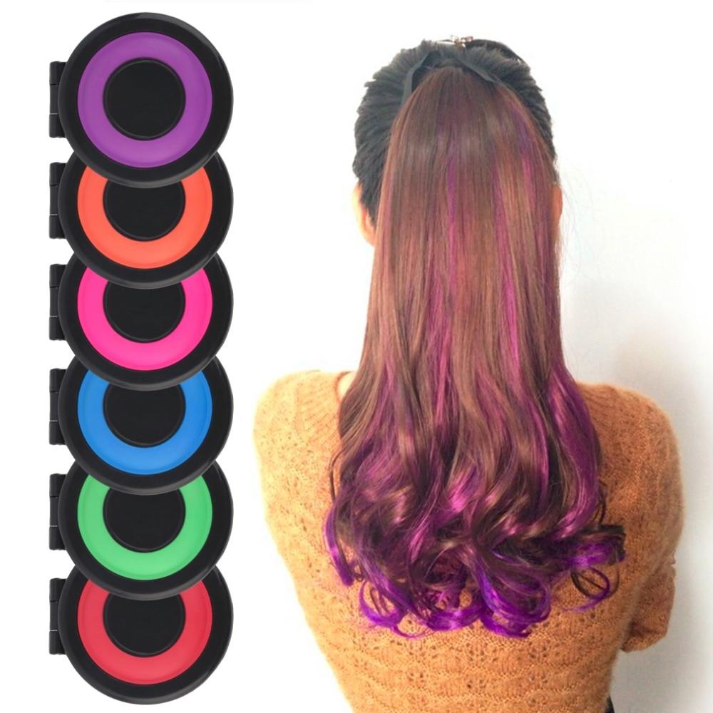Lovely Temporary Hair Color
