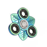 Fingertip Gyroscope Tri Spinner Fidget Toy EDC Hand Spinner For Autism ADHD Children Adult Toys ZJF