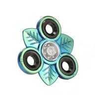 Fingertip Gyroscope Tri Spinner Fidget Toy EDC Hand Spinner For Autism ADHD Children Adult Toys ZJF