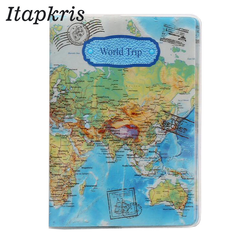 21 Style Hot Sale 3D Character Thin Passport Cover Pattern Card For a passport Document Organizer Travel Holder Passport Case passport a passport pb148557 139