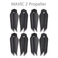 4 пары DJI MAVIC 2 PRO ZOOM 8743F пропеллер с низким уровнем шума быстросъемный пропеллер лезвия Propd для DJI MAVIC 2 PRO Аксессуары