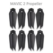 4 זוגות DJI MAVIC 2 פרו זום 8743F מדחף נמוך רעש מהיר שחרור מדחף להבי Propd לdji MAVIC 2 פרו אבזרים