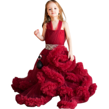 Цветочные платья для девочек