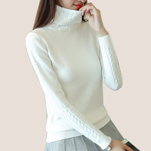 Image 5 - Sweater Female 2020 Autumn Winter Cashmere Knitted Women Sweater And Pullover Female Tricot Jersey Jumper Pull Femme Tops