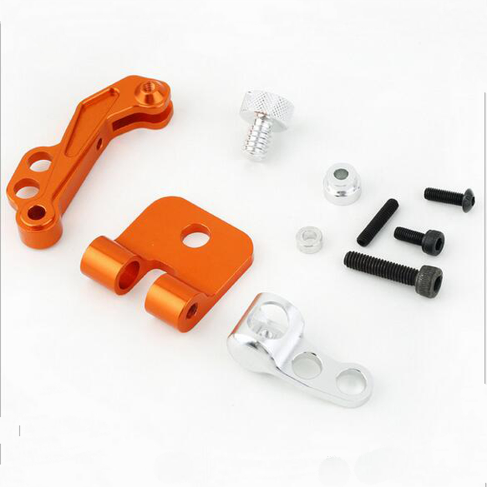 1Sets FPV Support Mount Bracket Vertical Holder for DJI Phantom JR Futaba Transmitter Model Parts