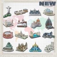 Puzzle Modèle 3D Plusieurs variétés