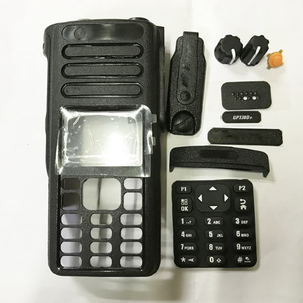 2sets X Top Housing With Speaker And Flexible For GP338D+ DGP8550E XiR P8668i-in Communications Parts from Cellphones & Telecommunications