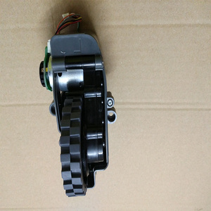 Image 5 - Accesorios de Robot aspirador ruedas izquierda derecha para Panda X500 piezas de Robot aspirador