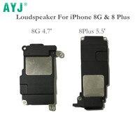 AYJ 10pcs/lot Loud Speaker Ribbon For iPhone 8 Plus 5.5' 4.7' 8Plus Loudspeaker Buzzer Ringer Sound Flex Cable Replacement Part
