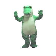 Hot Sale Alligator Plush mascot costume    Adult Size    Fancy Suit