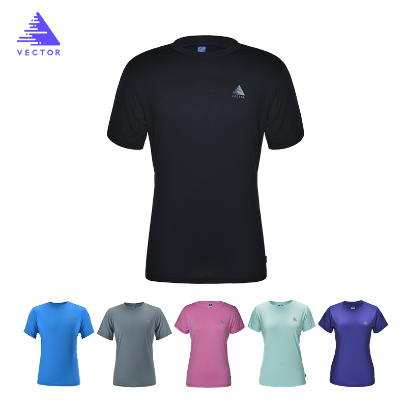 Professional Hiking T-Shirts Men Women Short Sleeve Quick Dry T-Shirt Trekking Hiking Running Outdoor  Sports TXD10024
