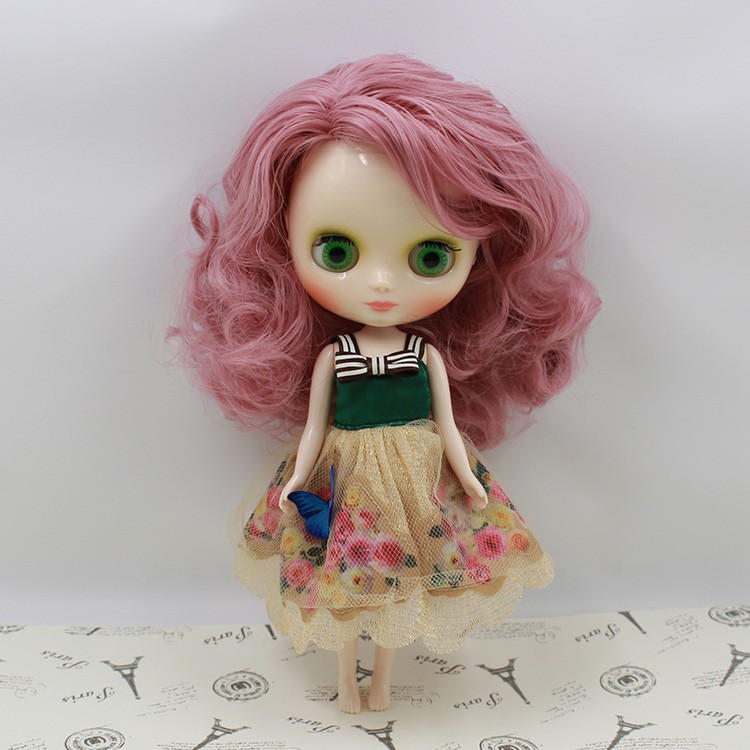 Middie Blythe Doll Multi-Color Hair 20cm 10