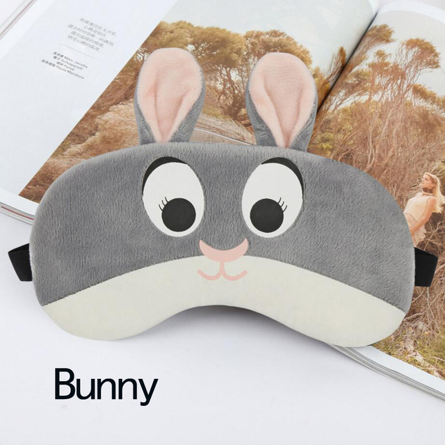 Cartoon Sleeping Mask