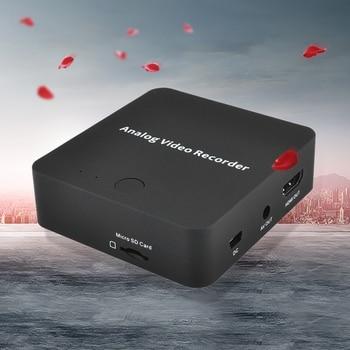 Ezcap 272 AV Capture da Analogico a Digitale Video Recorder Convertitore con ingresso Audio Video AV Uscita HDMI alla carta di MicroSD TF carta
