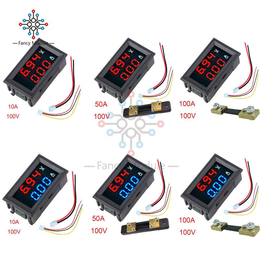 Mini Digital Voltmeter Ammeter 0.56