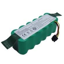 все цены на 3500mAh Battery for Panda X500 X580 X600 Vacuum Clean Robot Battery Ecovacs Mirror CR120 Rechargeable Batteries Dibea X500 X580 онлайн