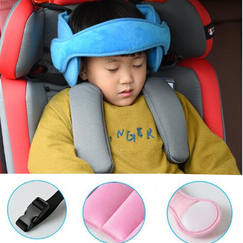 Child Seat Head Supports Baby Head Fixed Sleeping Pillow Car Safety Playpen Headrest Adjustable Support Pad Kid Neck ProtectionChild Seat Head Supports Baby Head Fixed Sleeping Pillow Car Safety Playpen Headrest Adjustable Support Pad Kid Neck Protection