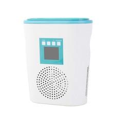 Non invasive cool tech fat freezing Mini portable Frozen Weight Loss machine for salon use
