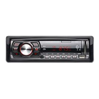 Xe Radio Stereo Âm Thanh Máy Nghe Nhạc MP3 12 V In-dash Duy Nhất 1 Din FM Receiver Aux Receiver USB SD với Điều Khiển Từ Xa