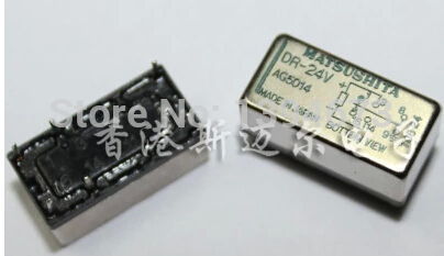 HOT NEW DR-24V DR 24V 24VDC DC24V MATSUSH / NAIS DIP6 hot new 55 32 9 024 0040 24vdc 55 32 9 024 0040 24vdc 10a 250v finder dip8