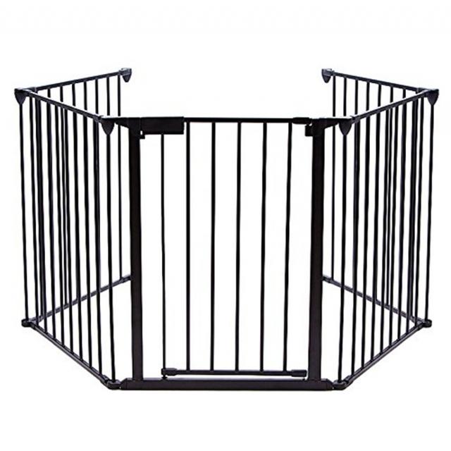Big Black Iron Gate