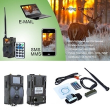 Trail Camera Motion Detection Infrared High Quality 12MP Hunting Trail Animal Camera 940nm Infrared GSM MMS