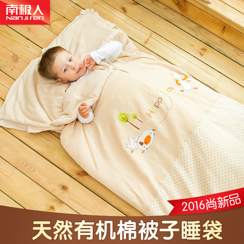 Infant Sleeping Bag in Spring and Autumn Winter baby Warm Sleeping Bag infant Kicking by child quilt sleeping bagsInfant Sleeping Bag in Spring and Autumn Winter baby Warm Sleeping Bag infant Kicking by child quilt sleeping bags