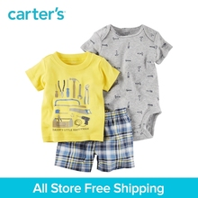 Carter's 3pcs baby children kids Little Short Set 121H170,sold by Carter's China official store