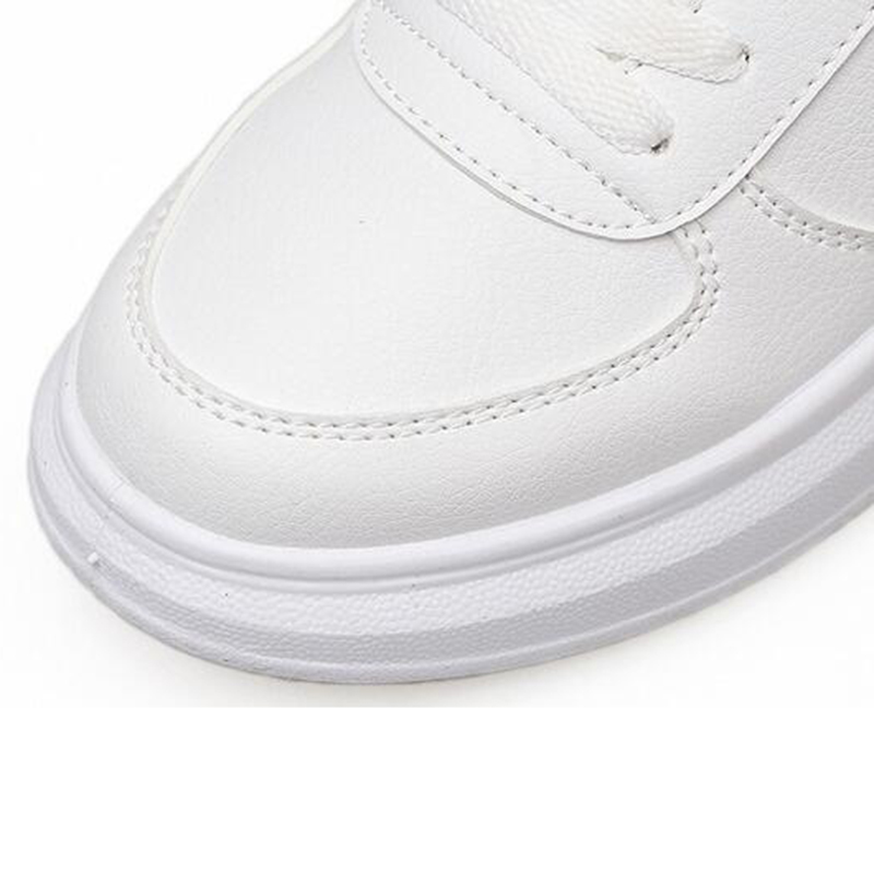 rose Printemps De La 40 Blanc Gris Femmes Wsn759 Covoyyar Sneakers Plus forme Automne 2019 Taille Occasionnels Chaussures Plate Up Dentelle blanc 54qz6H