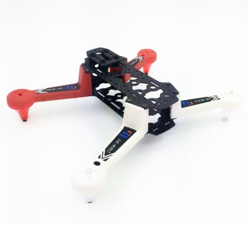 fpv HJ2804-X1 280 mm FPV Quadcopter Frame Kit Better Than QAV250 For CC3D Naze32