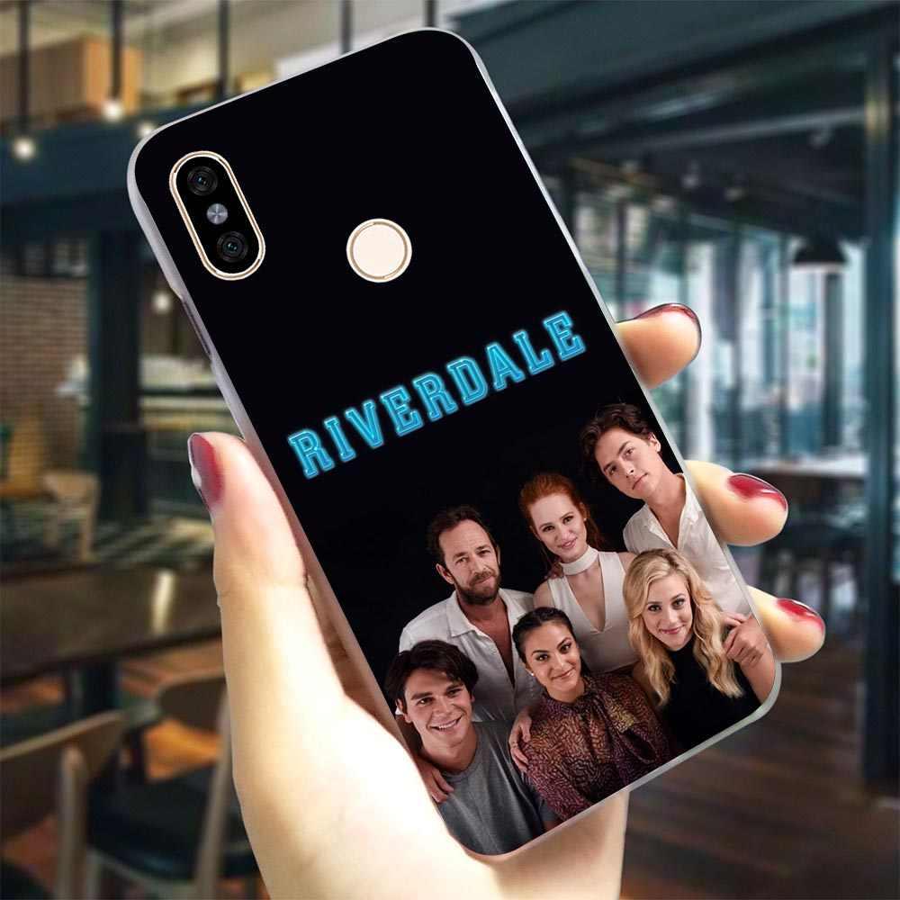 Funda de teléfono de las serpientes del lado sur de Riverdale para Redmi Note7 7Pro cubierta S2 4X 4A 5 6 7 5 Plus/ 5A 6A 6 Pro ir Nota 4 4X3/5/6/Pro