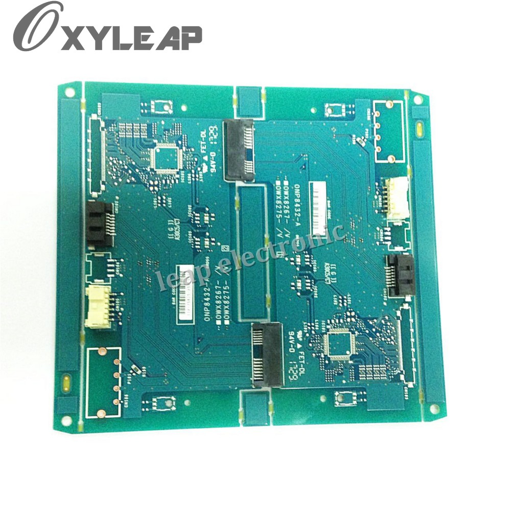 1 2layer Pcbosp Printed Circuit Board Manufacturefr4 Pcb Prototype Assembly Consists Of A